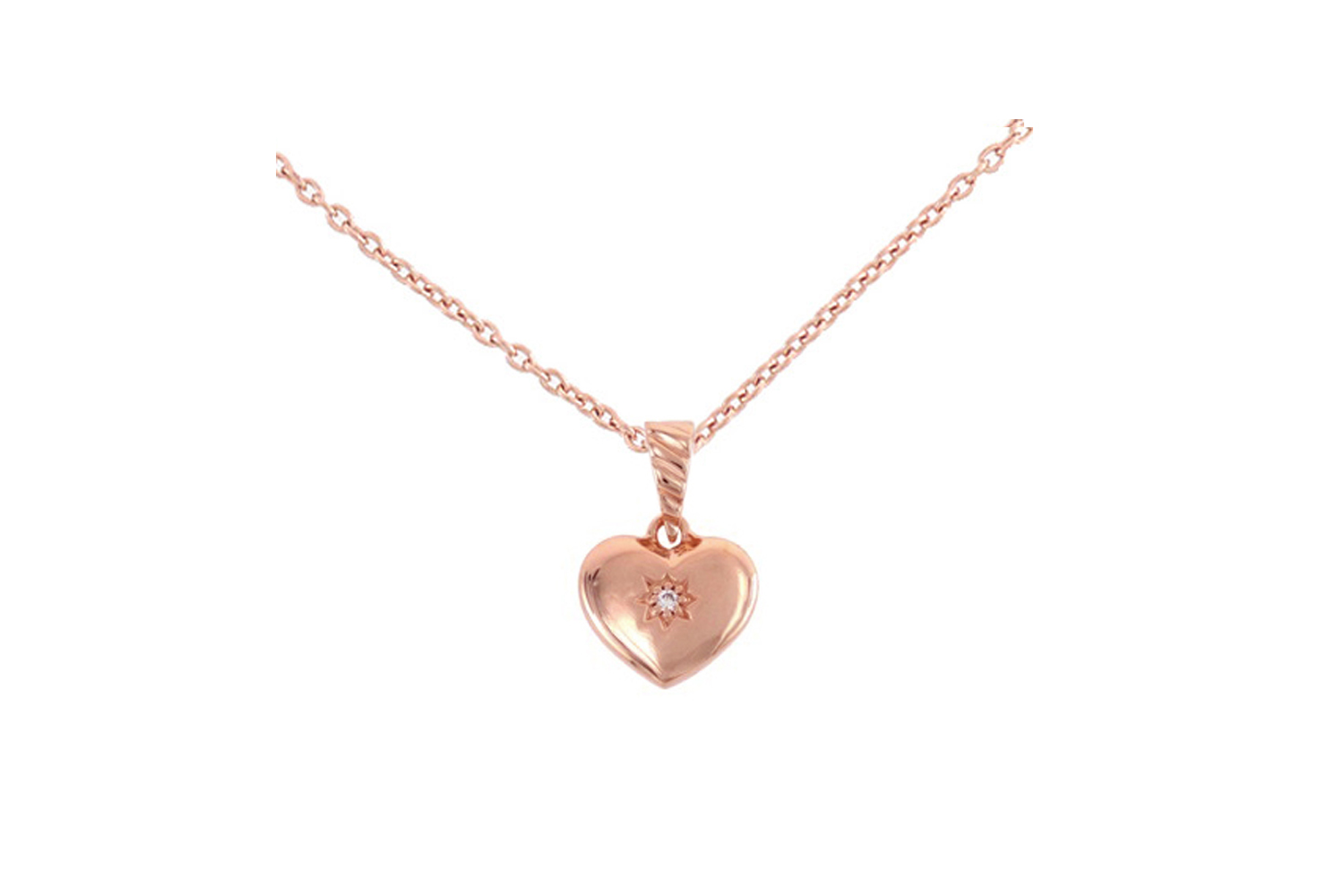Leposa Necklace heart