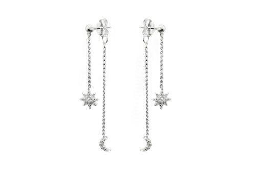 Leposa Silver Earring