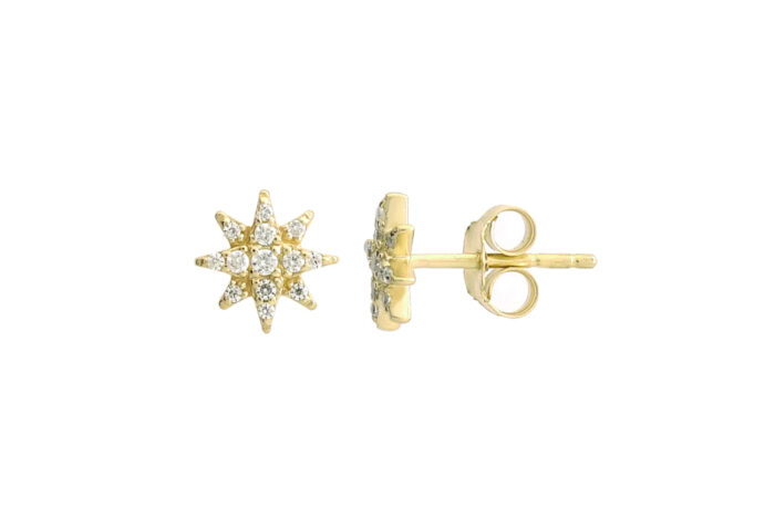 Leposa Star Earrings