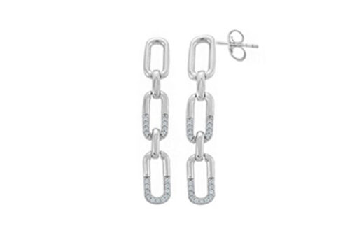 Leposa Earrings silver