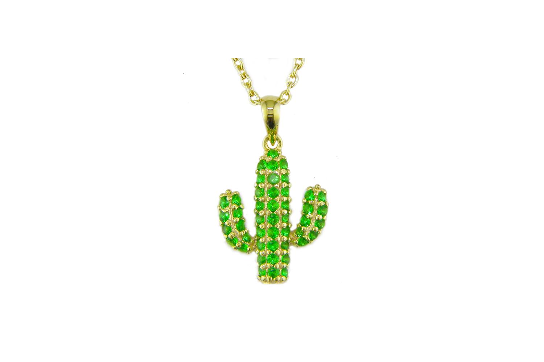 Leposa Necklace Cactus