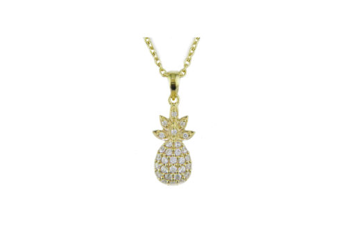 Leposa Pineapple Necklace