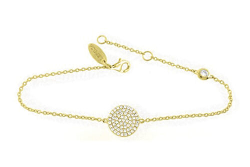 Leposa Bracelet yellow plated