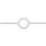 LEPOSA Silber Armband Kreis